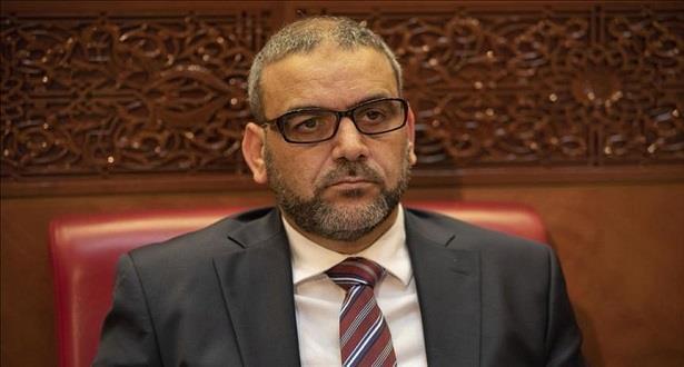 """Khaled Al Mechri: """"Nous sommes fermement convaincus que la solution doit obligatoirement être libyenne"""""""