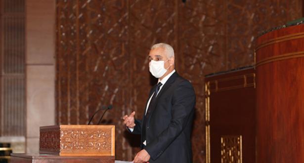 Khalid Ait Taleb: un total de 1.121 foyers actifs de coronavirus recensés jusqu'au 16 septembre au Maroc