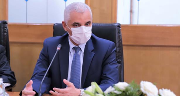 """وزير الصحة : لقاحات """"صنع في المغرب"""" ستزود إفريقيا جنوب الصحراء والمغرب العربي"""