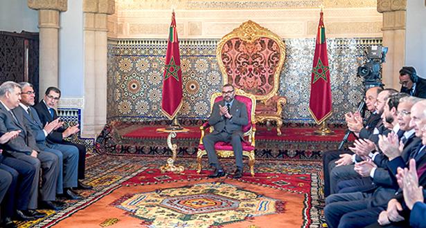 الملك محمد السادس يترأس حفل تقديم البرنامج المندمج لدعم وتمويل المقاولات