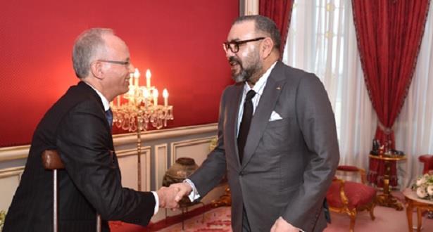 الملك محمد السادس يستقبل محمد بشير الراشدي ويعينه رئيسا للهيئة الوطنية للنزاهة والوقاية من الرشوة ومحاربتها