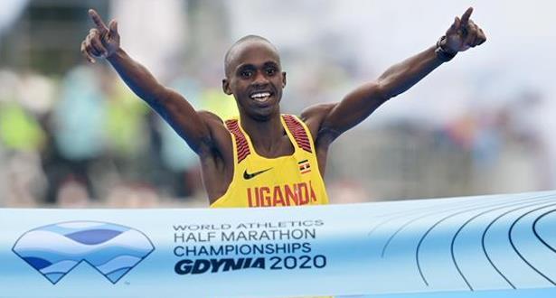 بطولة العالم لنصف الماراطون .. الأوغندي جاكوب كيبليمو يحرز اللقب