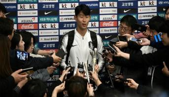 المنتخب الكوري الجنوبي عاد سالما من كوريا الشمالية