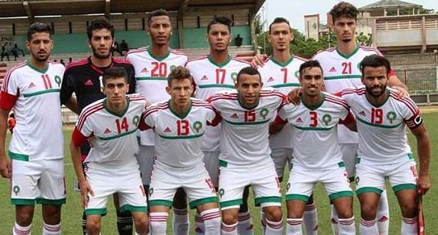 المنتخب المغربي للمحليين يفوز على منتخب الطوغو الأولمبي في لومي