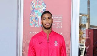 المغربي محمد لهبوب يحرز فضية الجيدو في الألعاب الإفريقية