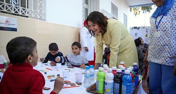 Casablanca: la Princesse Lalla Hasnaa préside la cérémonie du 30ème anniversaire de l'Association Al-Ihssane