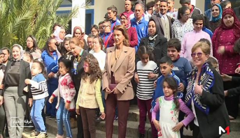 الرباط .. تخليد الذكرى الـ 50 لتأسيس جمعية المنار للأطفال المعاقين ذهنيا