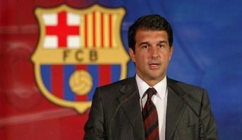 لابورتا يبدي رغبته في الترشح مجددا لرئاسة نادي برشلونة