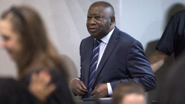 L'ex-président ivoirien Laurent Gbagbo maintenu en détention
