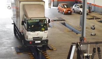 تمديد سريان صلاحية محاضر المراقبة التقنية الدورية للمركبات ذات الوزن الثقيل