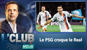 L'CLUB > Le PSG croque le Real