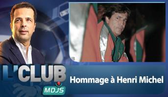 L'CLUB > Hommage à Henri Michel