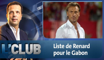L'CLUB > Liste de Renard pour le Gabon