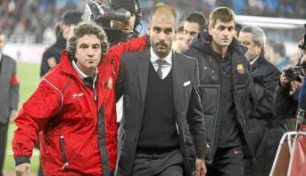 تعيين ليو مساعدا جديدا لغوارديولا في فريق مانشستر سيتي
