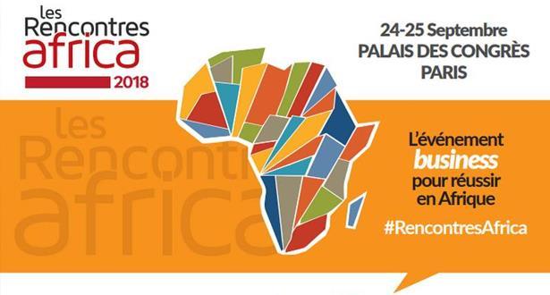 """المغرب يشارك بقوة في """"لقاءات افريكا 2018"""" بباريس"""