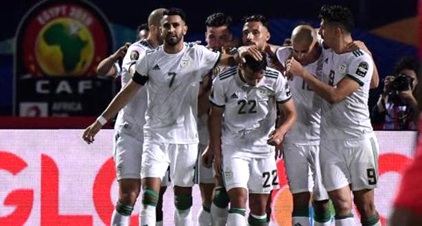 """المنتخب الجزائري يستهل مشاركته في """"الكان"""" بالفوز على كينيا"""