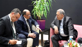 وزير الداخلية المغربي يجري مباحثات بمراكش مع وزير التنمية المحلية المصري