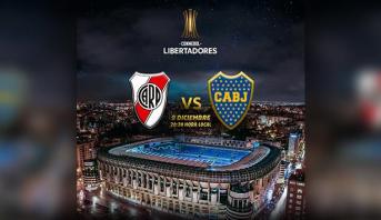 """Copa Libertadores : entre 400 et 500 supporteurs """"particulièrement violents"""" attendus à Madrid (responsable espagnol)"""