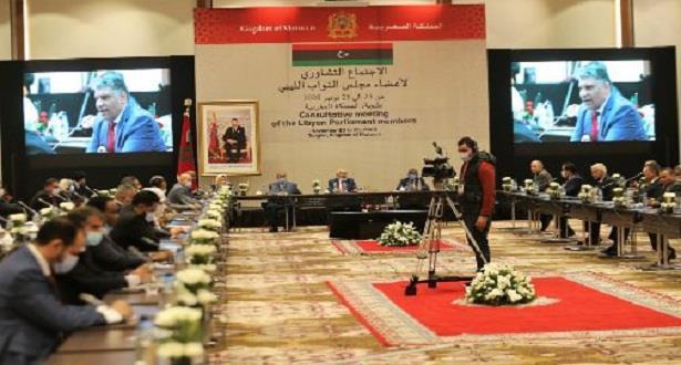 المجلس الأعلى للدولة بليبيا يرحب بنتائج الاجتماع التشاوري لأعضاء مجلس النواب الليبي بالمغرب
