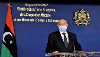 """رئيس مجلس النواب الليبي يثمن """"عاليا"""" دور المملكة في مساعدة بلاده على الخروج من أزمتها"""