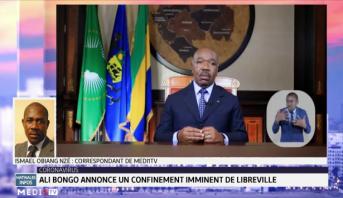 Gabon: Ali Bongo annonce un confinement imminent de Libreville