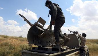 مشروع قرار أممي يدعو إلى وقف فوري لإطلاق النار في ليبيا