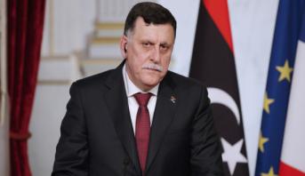 السراج: توحيد المؤسسة العسكرية ضرورة قصوى لتأمين حدود ليبيا