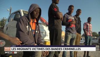 Libye: les migrants victimes des bandes criminelles