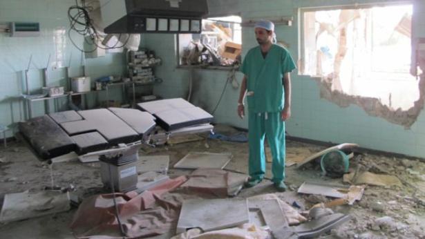 Libye: cinq médecins tués dans une frappe aérienne contre un hôpital à Tripoli