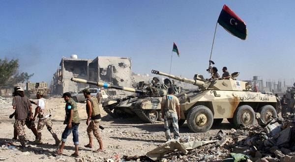 منظمة الصحة العالمية: 254 قتيلا في طرابلس منذ بدء المعارك