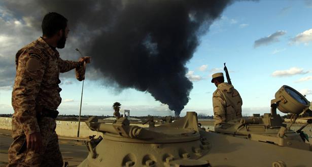 حصيلة اشتباكات طرابلس تسفر عن مصرع 115 شخصا وإصابة المئات