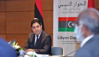 الحوار الليبي ببوزنيقة .. إسبانيا تشيد بالمبادرة المغربية