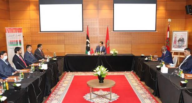 البرلمان العربي يرحب بنتائج الحوار بين طرفي الأزمة الليبية بالمغرب