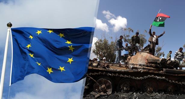 الأمم المتحدة ترحب بدعوة الاتحاد الأوروبي إلى وقف إطلاق النار في ليبيا