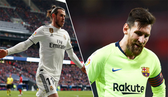 """تنافس """"الليغا"""" يشتعل .. برشلونة يواصل نزيف النقاط والريال في خط تصاعدي"""