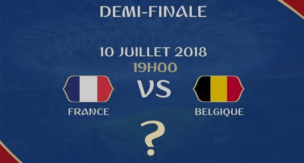 التشكيلتان المُحتملتان لقمة بلجيكا وفرنسا في نصف النهائي