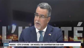 Abdelmalek Kettani, ambassadeur du Maroc en Côte d'Ivoire, invité de Medi1TV Afrique
