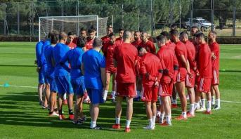 CAN 2019 :les Lions de l'Atlas en stage de préparation au Centre National de Maâmora