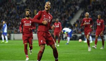 دوري أبطال أوروبا .. ليفربول يكمل أضلاع المربع الذهبي