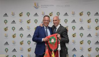 """روبياليس يوضح أسباب اختيار طنجة لإجراء مباراة """"السوبر"""" الإسباني"""