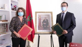 الأميرة للا زينب تترأس حفل توقيع اتفاقية شراكة بين وزارة الثقافة والشباب والرياضة والعصبة المغربية لحماية الطفولة