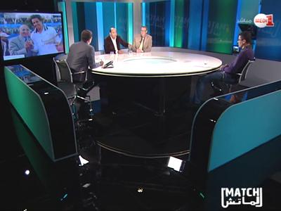 الماتش > قضية الإعتداء التي تعرض لها فريق الوداد البيضاوي