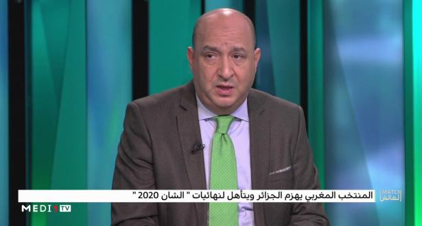 """الحناوي يقدم قراءة في فوز """"الأسود"""" المحليين على الجزائر"""