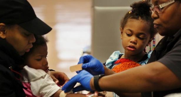 دراسة: ثلث أطفال العالم تقريبا لديهم كميات خطيرة من الرصاص في الدم