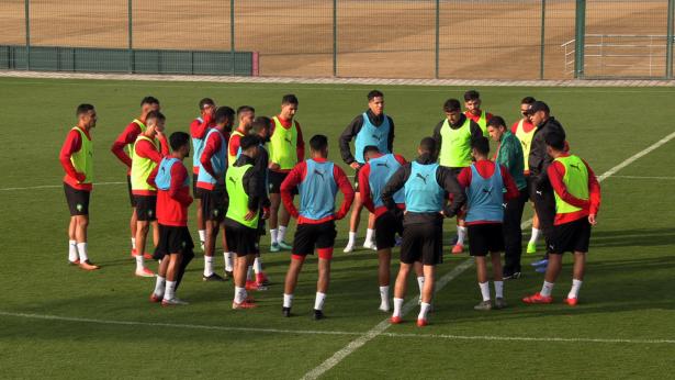 CHAN 2020: l'équipe marocaine en stage de préparation du 6 au 9 janvier au Complexe Sportif Mohammed VI de football à Salé