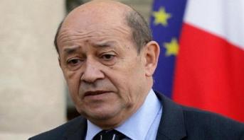 لودريان: اجتماع وزاري بشأن ليبيا بالأمم المتحدة الأسبوع المقبل