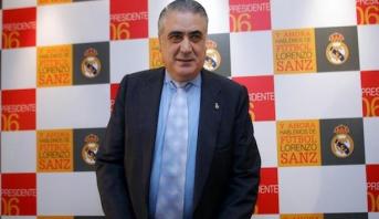 وفاة رئيس ريال مدريد الأسبق بسبب فيروس كورونا