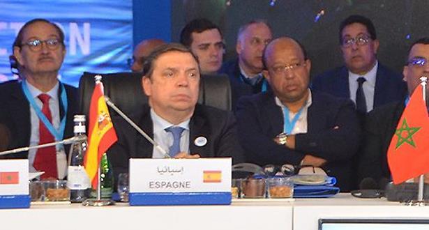وزير الفلاحة والصيد البحري الإسباني: زيارة الملك فيليبي السادس للمغرب تشهد على الاستقرار والصداقة والثقة المتبادلة بين المملكتين