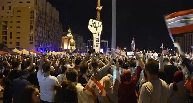 لبنان .. تجدد الاحتجاجات الشعبية ومظاهرات قرب القصر الرئاسي