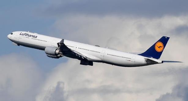 طائرة لوفتهانزا متوجهة لطهران تعود إلى فرانكفورت بعيد إقلاعها